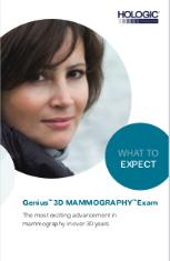 GeniusTM 3D MAMMOGRAPHYTM Exam
