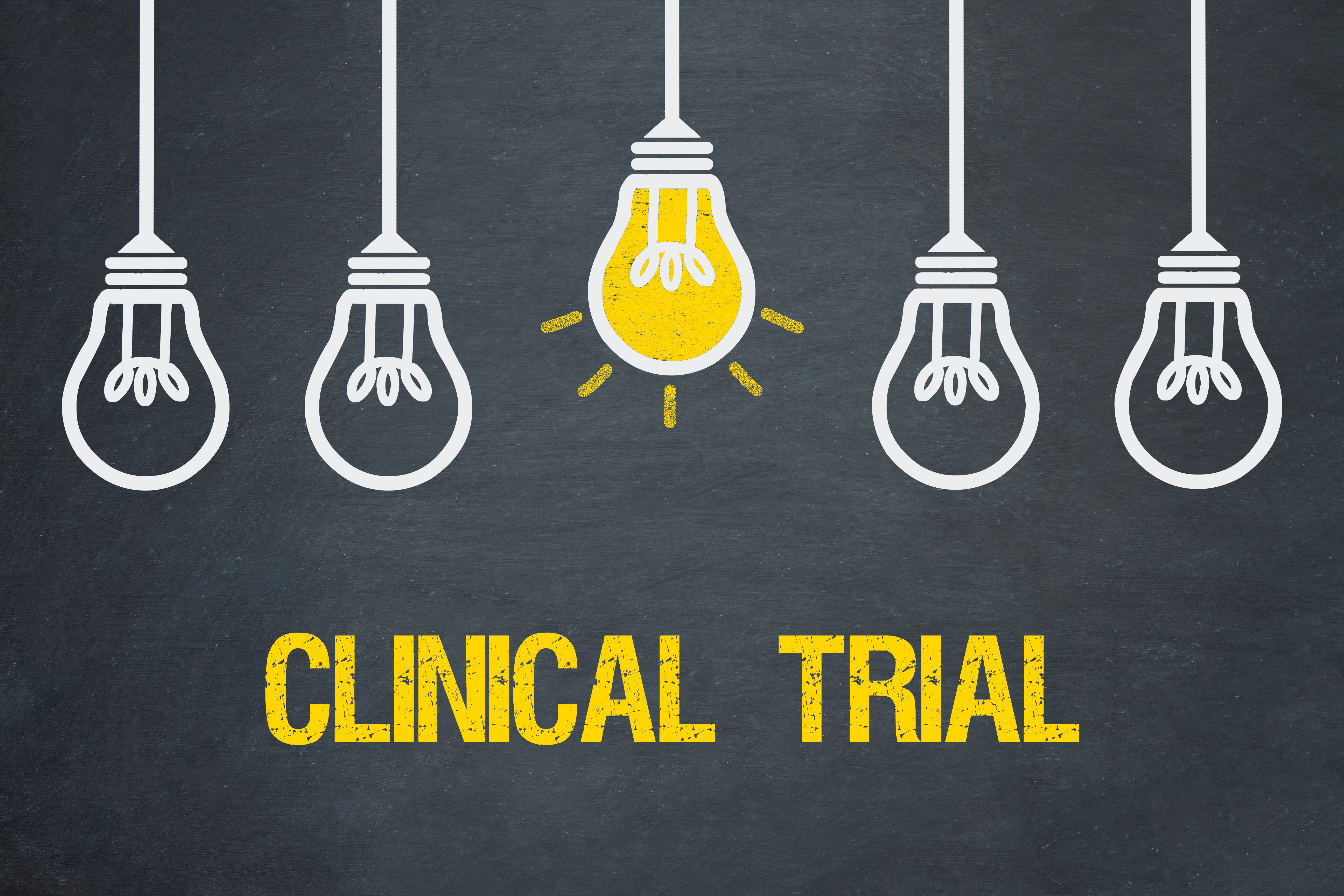 clinical trial graphic for endometriosis related pain